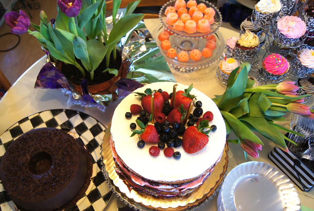 Woodland-Whimsical-Dessert-table